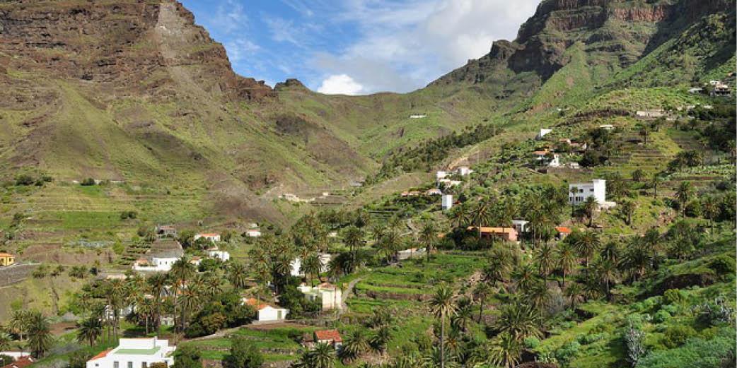 Startup of La Gomera 100% sust