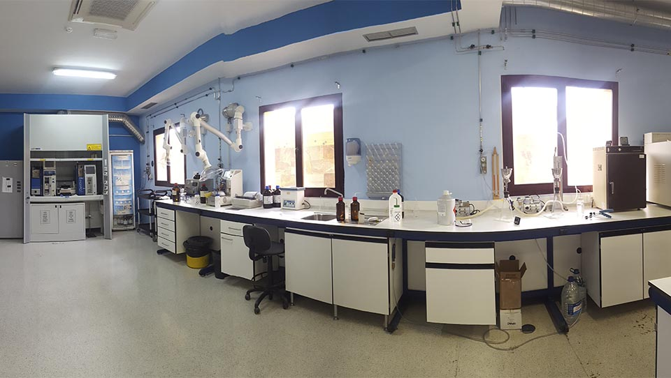 Official Laboratory of Metrolo