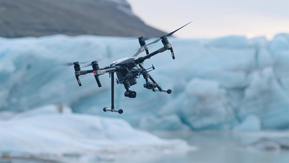 Drone operator registration fo